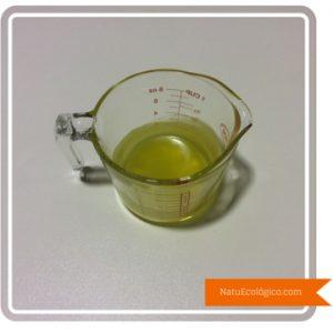 Mezcla de Aceite de Oliva y Emulsionante derretido